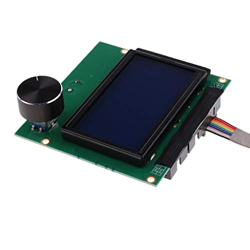 Farleshop 1 Piece 3D Printer Parts LCD Display Control Motherboard For CR10 3D Printer