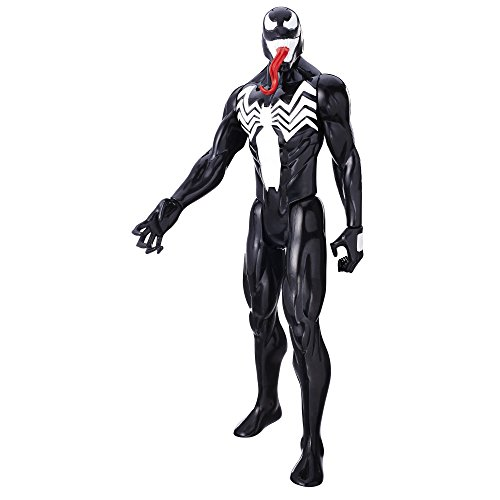 Marvel Spider-Man Titan Hero Series Villains Venom Figura