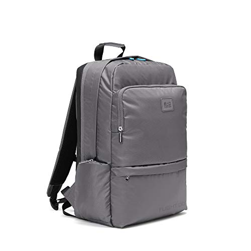 Flight 001 Stowaway Executive Backpack, Medium Grey, One Size