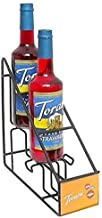 Torani 3 Bottle Wire Rack Category: Drink Syrups