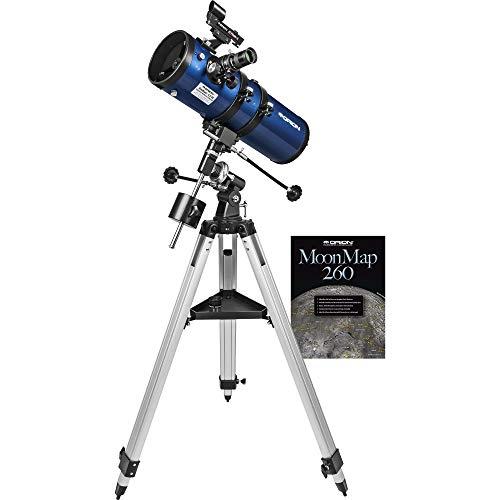 Telescopio Reflector de Montura ecuatorial Orion StarBlast II 4.5