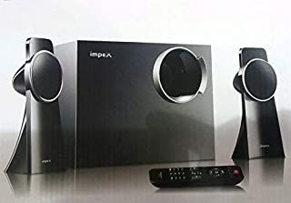 Impex Spinto 2.1 Ch Multimedia Speaker System