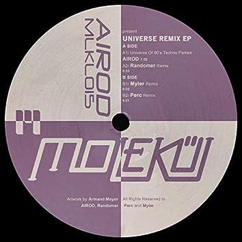 Universe (Remixes)