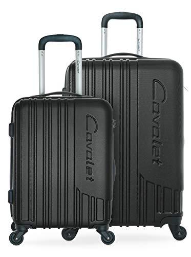 Cavalet Malibu Luggage Set 65 Centimeters 124 Black