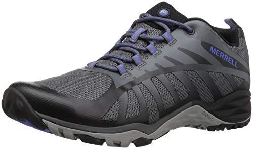 Merrell Women#039s Siren Edge Q2 Sneaker Black 8 M US