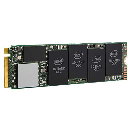 INTEL SSD 660P Series (1.0TB, M.2 80MM PCIE 3.0 X4, 3D2, QLC