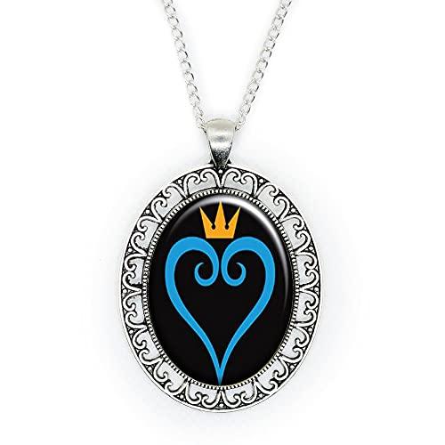 Collar de corazón, collar delicado, regalo de dama de honor, regalo para ella, collar simple, regalo para mujeres, collar delicado, joyería, N102