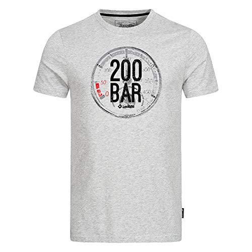 Lexi&Bö T-Shirt Taucher Tauchen Herren 200 Bar aus hochwertiger Bio-Baumwolle fair produziert in Portugal