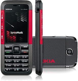 هاتف نوكيا 5310 اكسبرس ميوزيك باللون الاحمر