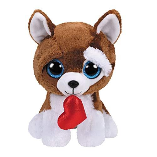 Ty Beanie Boos SMOOTCHES - Dog med