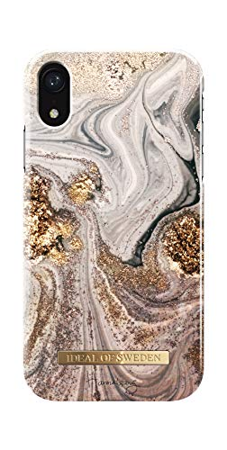 iDeal Of Sweden Limited Edition Handyhülle für iPhone XR (Golden Glamour)
