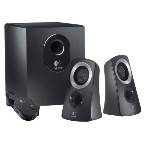 Logitech Z313 Speaker System (Renewed)
