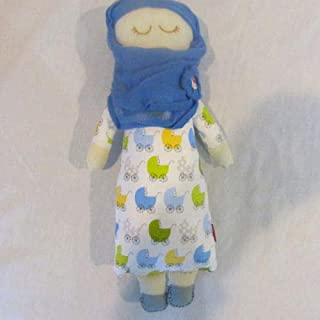 Muslim Doll Muslim Faceless Doll With Hijab Hijabi Doll Eid Gift