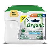 Similac Organic Non-GMO Säuglingsanfangsnahrung Produktbild