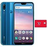 Y!mobile HUAWEI P20 lite クラインブルー 【シンプルM/L専用】 ※回線契約後発送