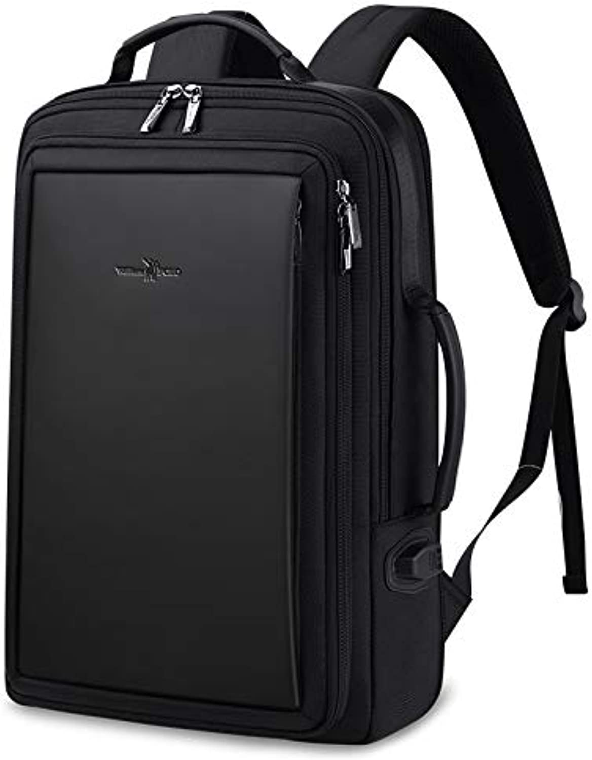 Emperor Paul Male Outdoor Travel Computer Bag Backpack Business Multi-Function Charging Anti-Theft Bag Backpack