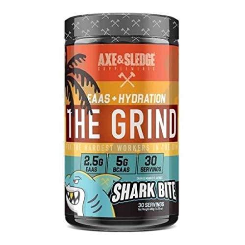 Axe & Sledge - The Grind - EAAs/BCAAs 480g (Shark Bite)