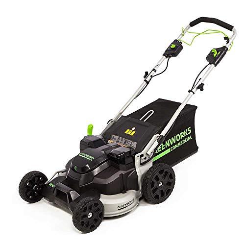 GreenWorks Commercial GMS210 82V 21'' Brushless Self-Propelled Mower - Bare Tool