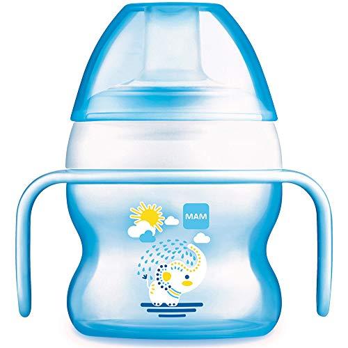 Copo Infantil Starter, MAM, Azul