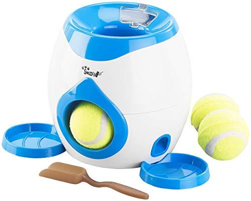 Sweetypet Hundespielzeug: Futterbasiertes Intelligenz-Spiel für Hunde, pflegeleicht (Hundespielzeug Intelligenz)