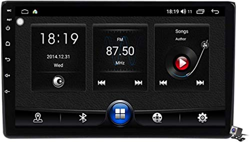 FDGBCF Android 10 Radio de navegación GPS para automóvil para Audi A4 B6 B7 2000-2009 con Soporte táctil de 9 Pulgadas 5g FM Am RDS/DSP MP5 Player/Control del Volante/Carplay Android Auto