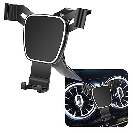 LUNQIN KFZ-Handyhalterung für 2020–2021 Mercedes Benz GLB Klasse Auto-Zubehör Navigations-Halterung Innendekoration Handyhalterung