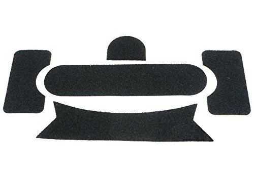 AIRSOFT FMA OPS CORE HELMET REPLACEMENT VELCRO FOR MANTA STROBE ETC BLACK @ HELMET WORLD by FMA