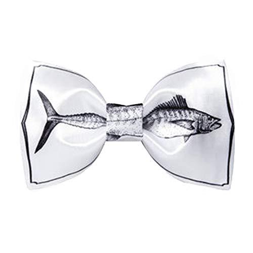 YYB-Tie Mode binden Herren Krawatte Klassische Smoking Sketch Thunfisch Fliege Einstellbar