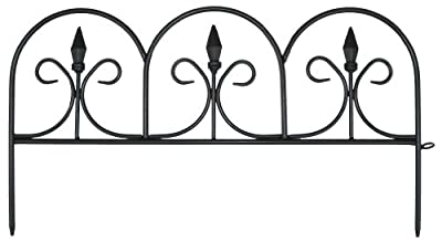 Emsco Group Victorian Ornamental Gate Fencing, Small