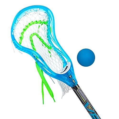 Franklin Sports Mini Pro Style Venom Lacrosse Stick & Ball Set