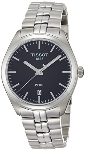 OROLOGIO WATCH TISSOT PR 100 QUARTZ GENT T101.410.11.051.00