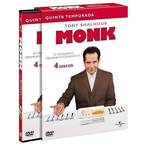 Monk - 5ª Temporada