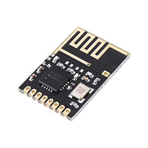ZXJUAN draadloze controle 2.4G NF-03 draadloze SPI mini-module SI24R1 250k ~ 2 Mbps Transparante ontvanger voor deurbel afstandsbediening