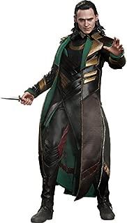 Hot Toys Thor: The Dark World Loki Sixth Scale Action Figure