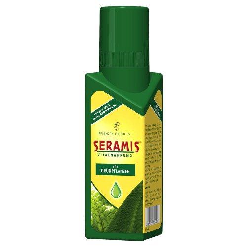 Seramis flüssige Vitalnahrung für Grünpflanzen 8x200ml