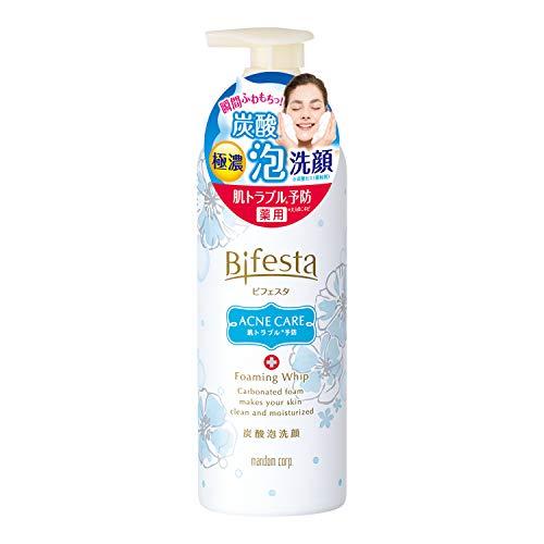 【Bifesta】ビフェスタ 泡洗顔 コントロールケア