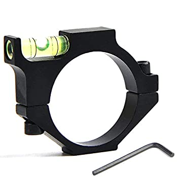 BESTSIGHT Bubble Level for 30mm Tube Riflescope Anti-Cant Used for Shooting and Hunting  30mm  Scope Level