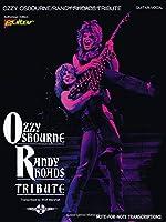 Ozzy Osbourne - Randy Rhoads Tribute: Guitar - Vocal