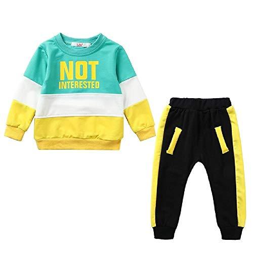Kinderen Kleding Herfst Winter Peuter Jongens Kleding T-Shirt+Broek Outfits Kids Kleding Kostuum Passen voor Jongens Kleding Set