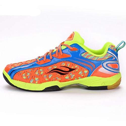 WXH Sneakers authentische professionelle Badminton-Schuhe Sneakers atmungsaktiv große Größe