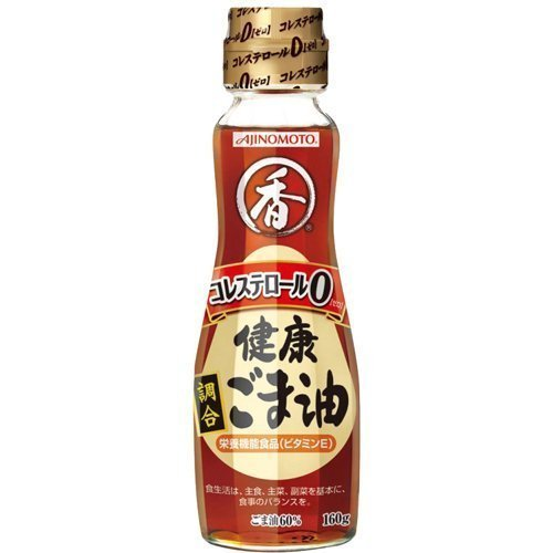 J-オイルミルズAJINOMOTO『健康調合ごま油』