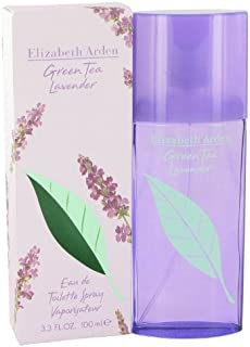 Green Tea Lavender by Elizabeth Arden 3.3 oz Eau De Toilette Spray for Women
