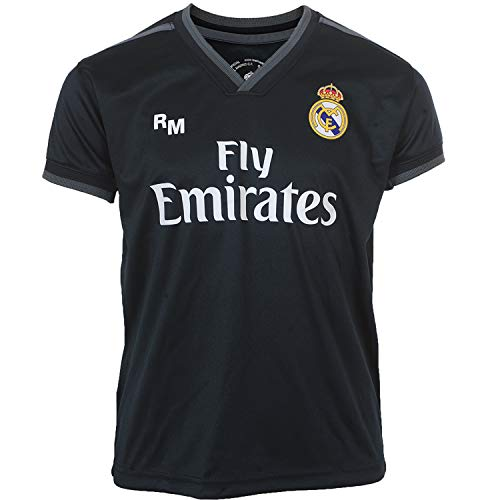 Real Madrid RMA-SA-3207 5C Camiseta de Fútbol Hombre, Gris, FR: 2XL (Talla...