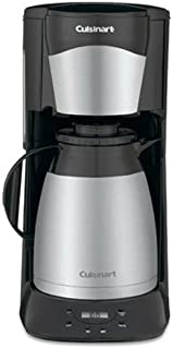 cuisinart coffee maker carafe overflows