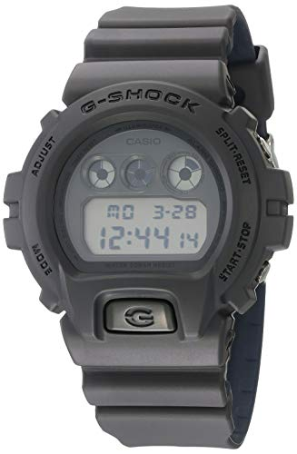 Casio DW-6900LU-8 G-Shock Chronograph Digital Men039;s Watch (Gray/Blue)
