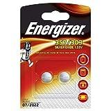 Energizer 357-303 Batterien für Miniaturen, Silberoxid, ZM
