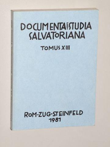 (Edwein, Timotheus R.): Franziskus M. vom Kreuze Jordan : Johann Baptist Jordan. Wachsen und Reifen 1848-1878. Rom/Zug/Steinfeld, Salvator-Verl., 1981. 1 Bl., 62, 260 S. (Typoskript). kart.