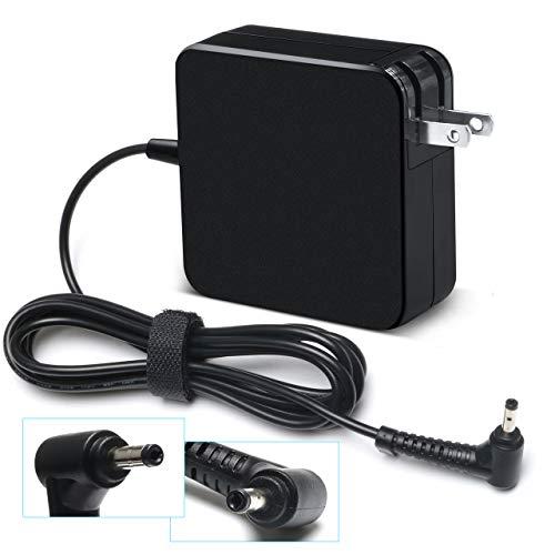 65W Ac Adapter Charger for Lenovo Flex 4 5 6 Series Flex 4 1470 1580 GX20K11838 ADLX65CLGU2A IdeaPad 710s 710 510s 510 310 110 100 100s/YOGA 710 l Laptop Power Supply Adapter Cord