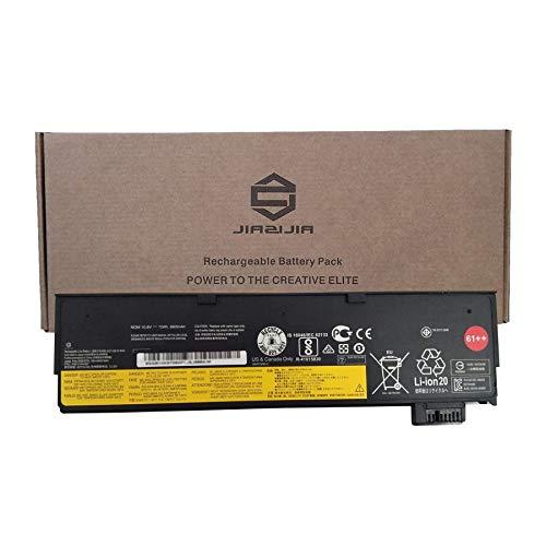 K KYUER 72Wh 61++ Laptop Battery for Lenovo ThinkPad T470 T480 T570 T580 A475 A485 TP25 P51S P52S 01AV492 01AV427 01AV428 01AV423 01AV424 01AV422 SB10K97584 SB10K97585 4X50M08811 4X50M08812 4X50M08810