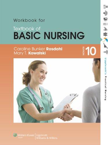 41IsoDgmxzL - Workbook for Textbook of Basic Nursing (Lippincott's Practical Nursing)
